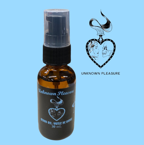 Unknown Pleasure Beard Oil