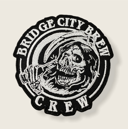 Bridge City Brand Brew Crew Patch
