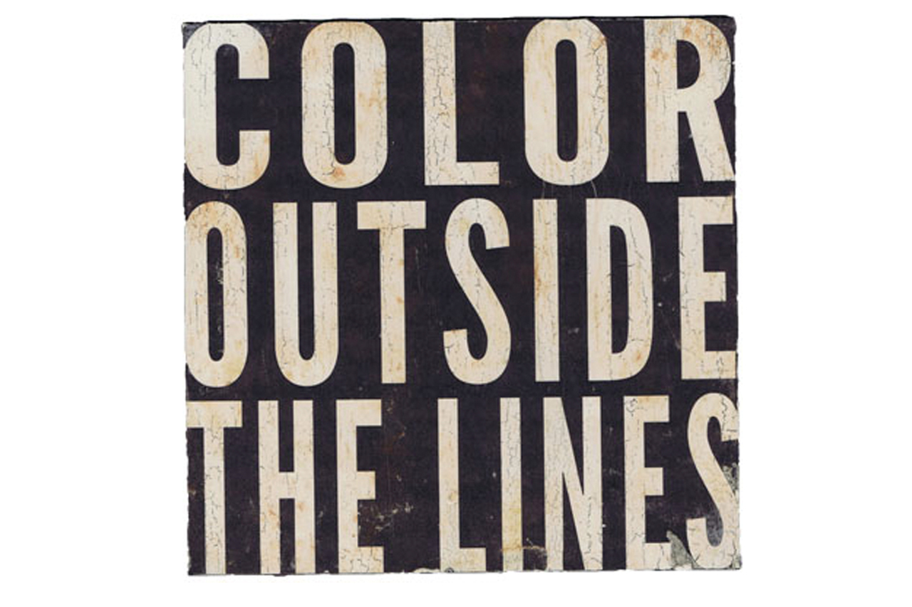 Color Outside the Lines DVD & Pattern Packet - Patricia Rawlinson