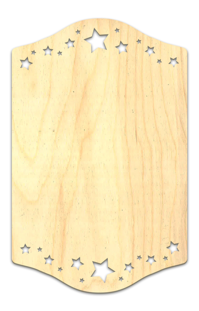 Lucky Stars Plaque