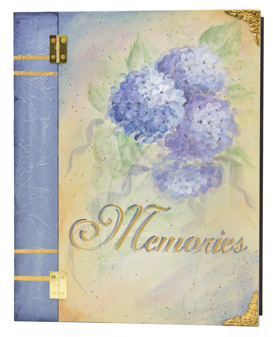 Hydrangea Memory Box DVD & Pattern Packet - Patricia Rawlinson