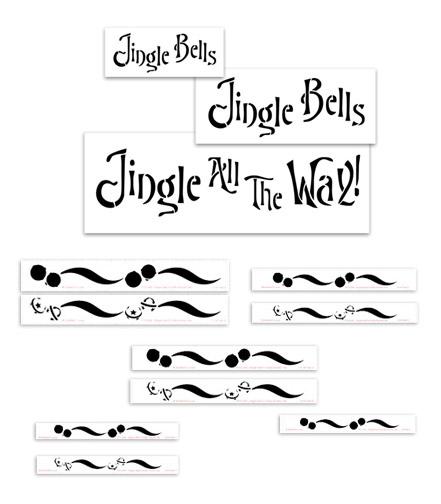 Jingle All the Way 12 piece Set