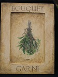 Bouquet Garni packet - Patricia Rawlinson