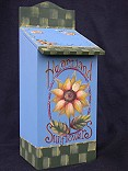 Heartland Sunflowers packet - Patricia Rawlinson