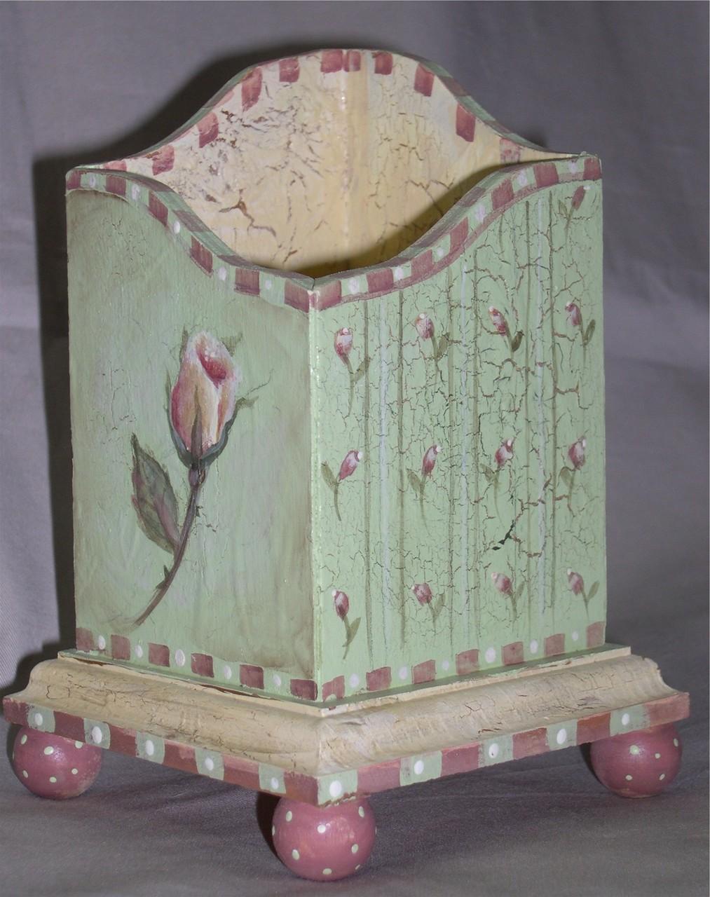 Rosebud packet - Patricia Rawlinson