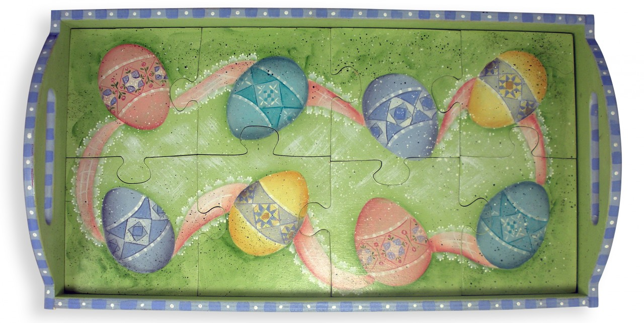 Easter Surprises Tray packet - Patricia Rawlinson