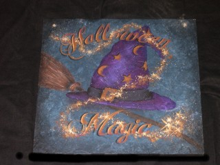 Halloween Magic packet - Patricia Rawlinson