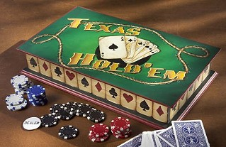 Texas Hold'em packet - Patricia Rawlinson
