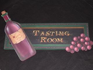 Tasting Room packet - Patricia Rawlinson