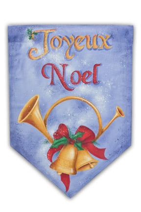 Joyeux Noel packet - Patricia Rawlinson