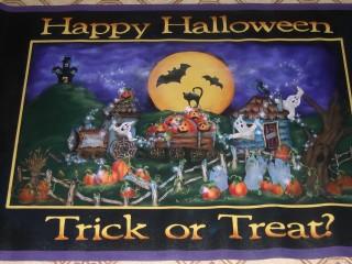 Halloween Express packet - Patricia Rawlinson