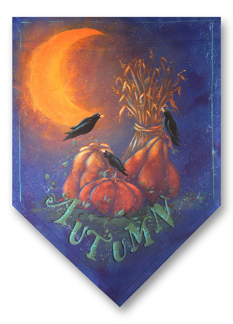 Autumn Harvest packet - Patricia Rawlinson