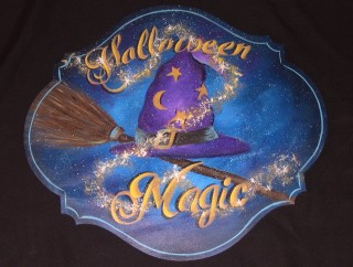 Halloween Magic 2 packet - Patricia Rawlinson
