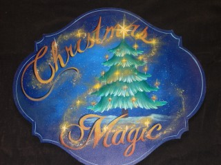 Christmas Magic packet - Patricia Rawlinson