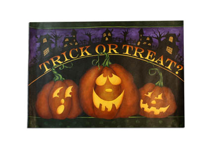 Trick or Treat packet - Patricia Rawlinson