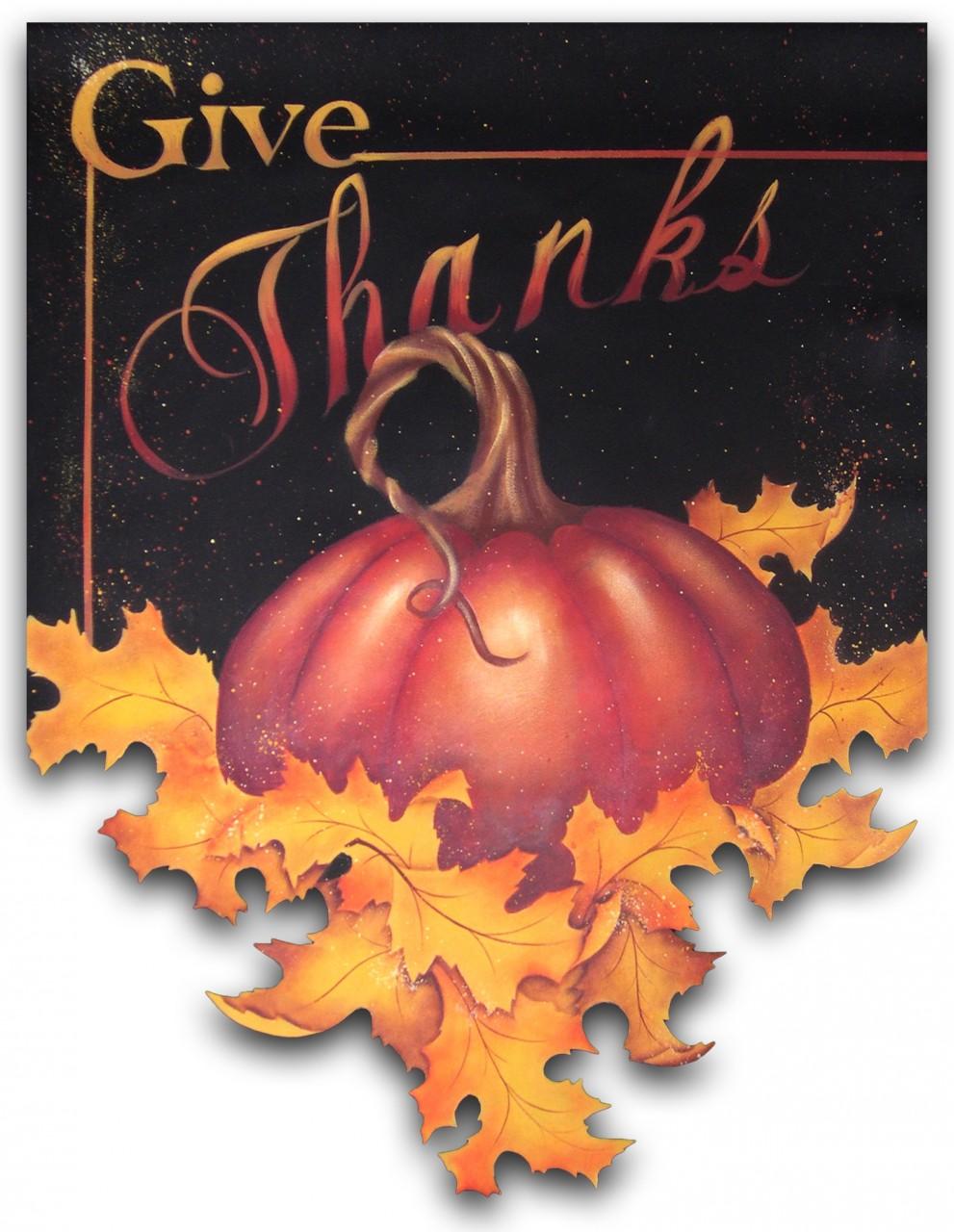 Give Thanks packet - Patricia Rawlinson