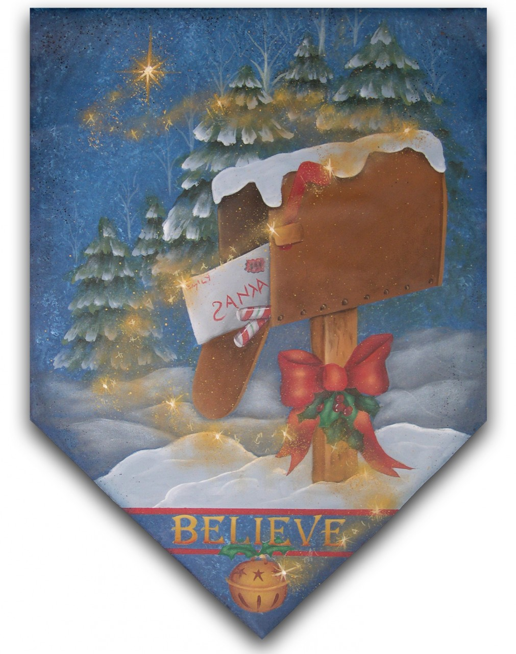 Believe packet - Patricia Rawlinson