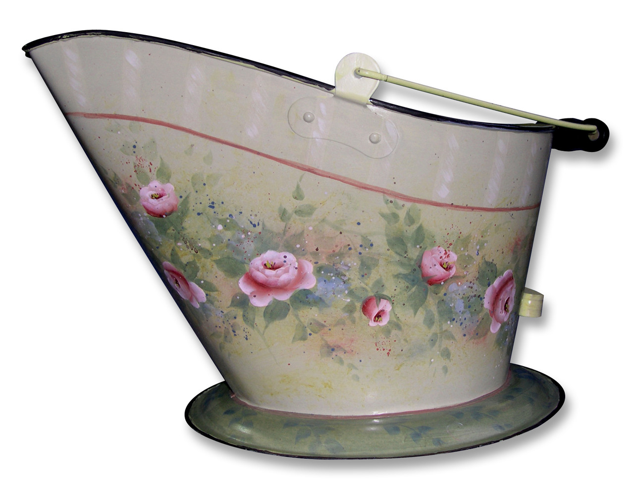 Rose Coal Scuttle packet - Patricia Rawlinson