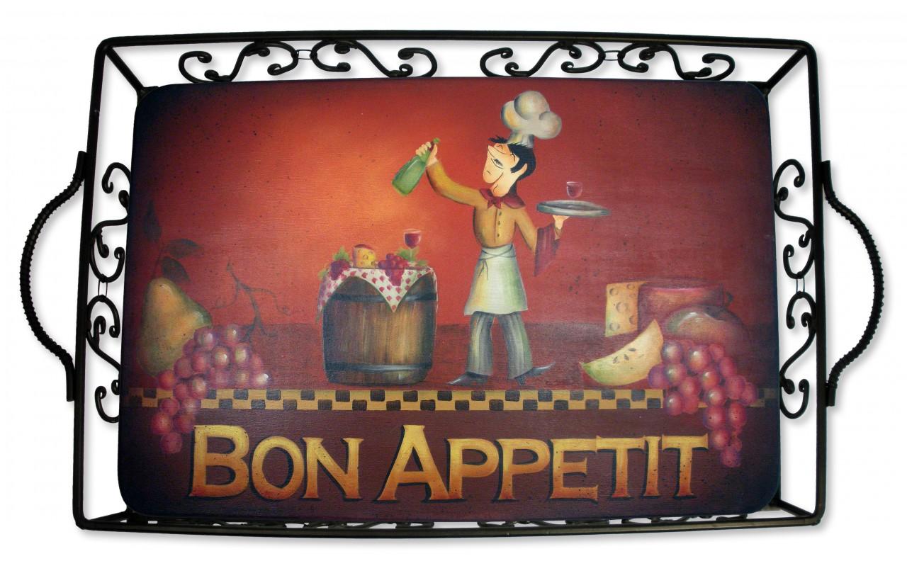 Bon Appetit Chef packet - Patricia Rawlinson