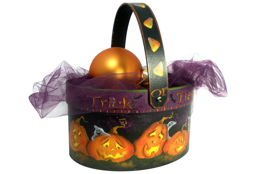 Trick & Treating packet - Patricia Rawlinson