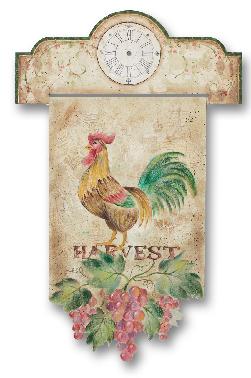Tuscan Harvest packet - Patricia Rawlinson
