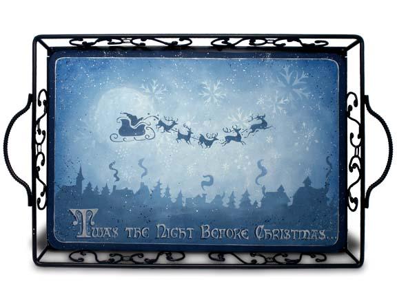 Santa Sleigh packet - Patricia Rawlinson