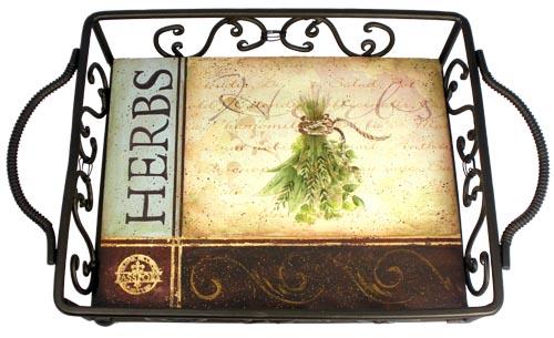 Elegant Herbs packet - Patricia Rawlinson
