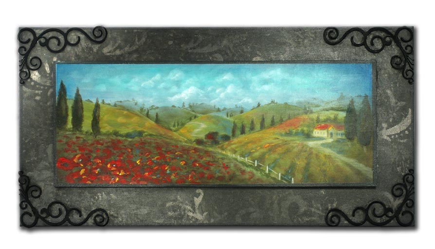 Tuscan Countryside packet - Patricia Rawlinson