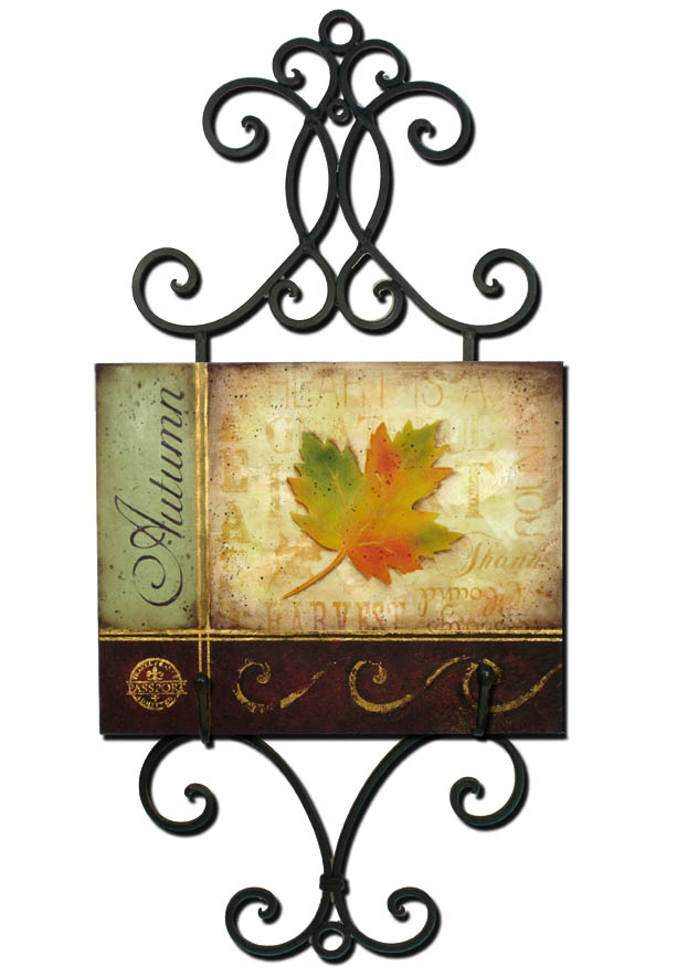Autumn Leaf packet - Patricia Rawlinson