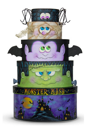 Monster Mash packet - Patricia Rawlinson