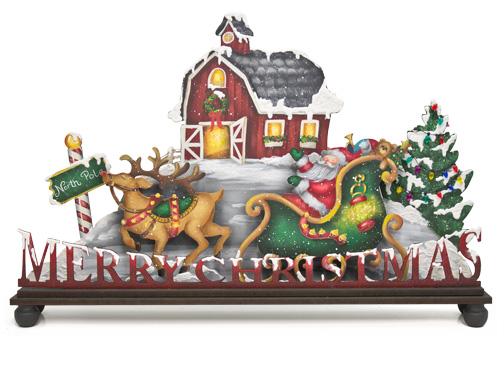 North Pole Christmas Pattern Packet - Patricia Rawlinson