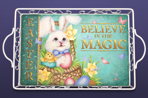 Easter Magic Pattern Packet - Patricia Rawlinson