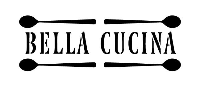 Word Stencil - Bella Cucina - Classic Embellished