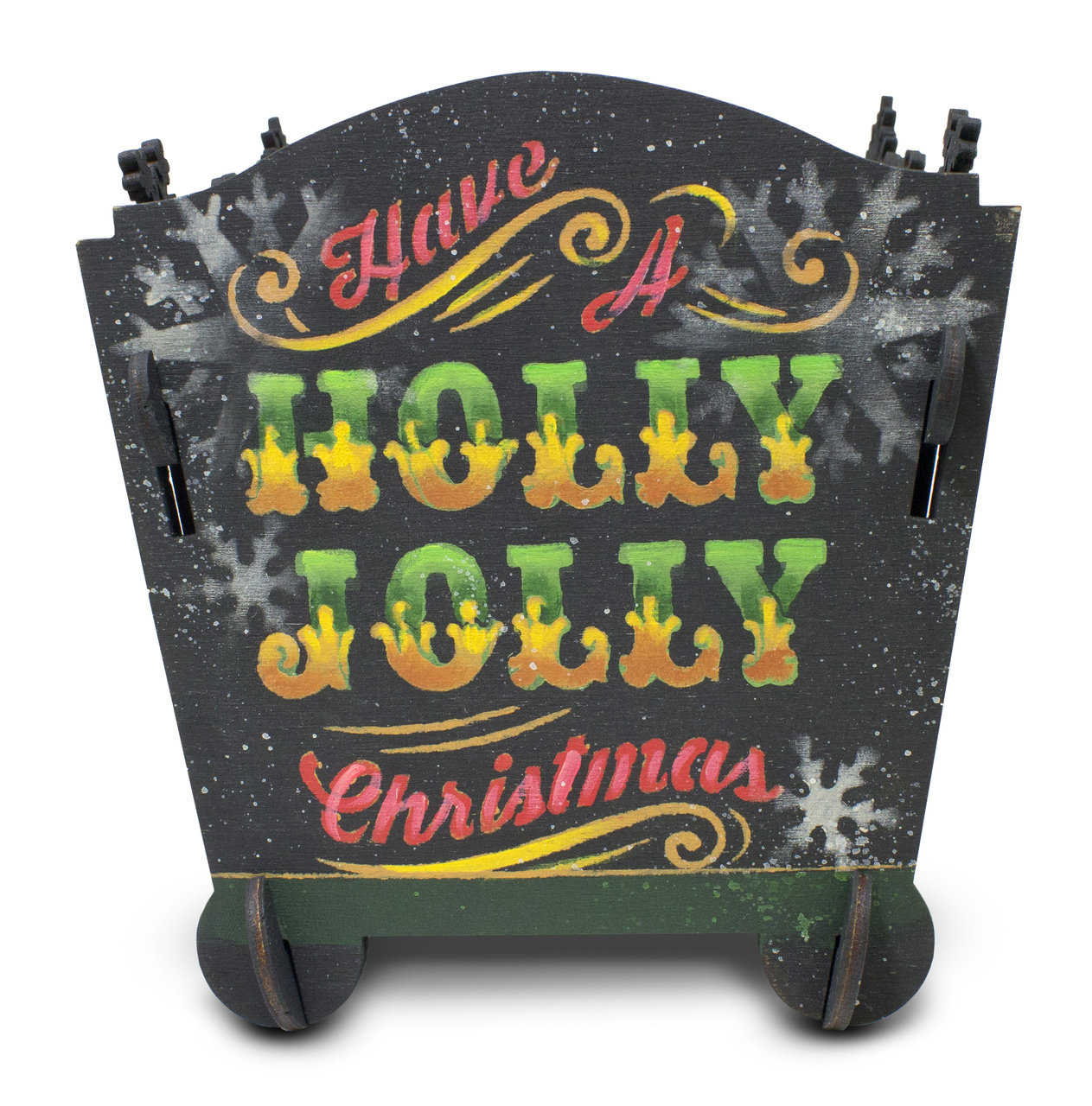 Holly Jolly Christmas DVD & Pattern Packet - Patricia Rawlinson