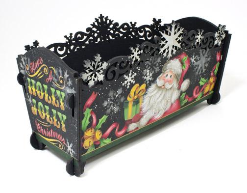 Holly Jolly Christmas Pattern Packet - Patricia Rawlinson