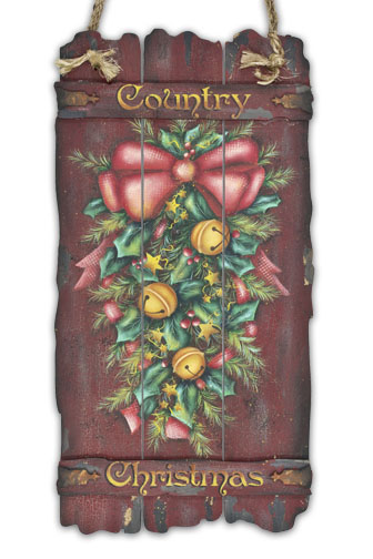 Country Christmas E-packet - Patricia Rawlinson