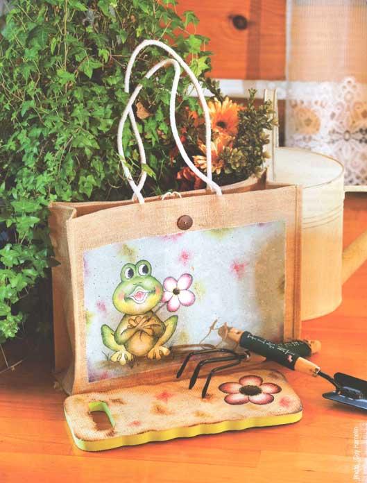 My Gardening Bag - E-Packet - Anita Morin