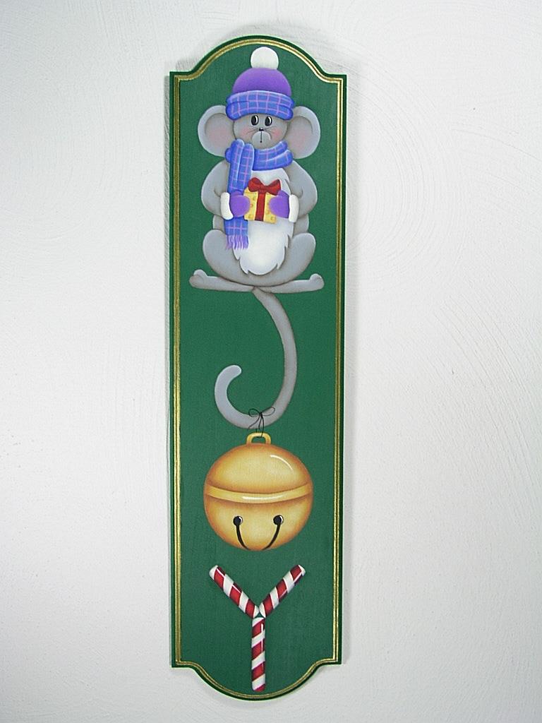 Joyful Mouse Plaque - E-Packet - Jeanne Bobish