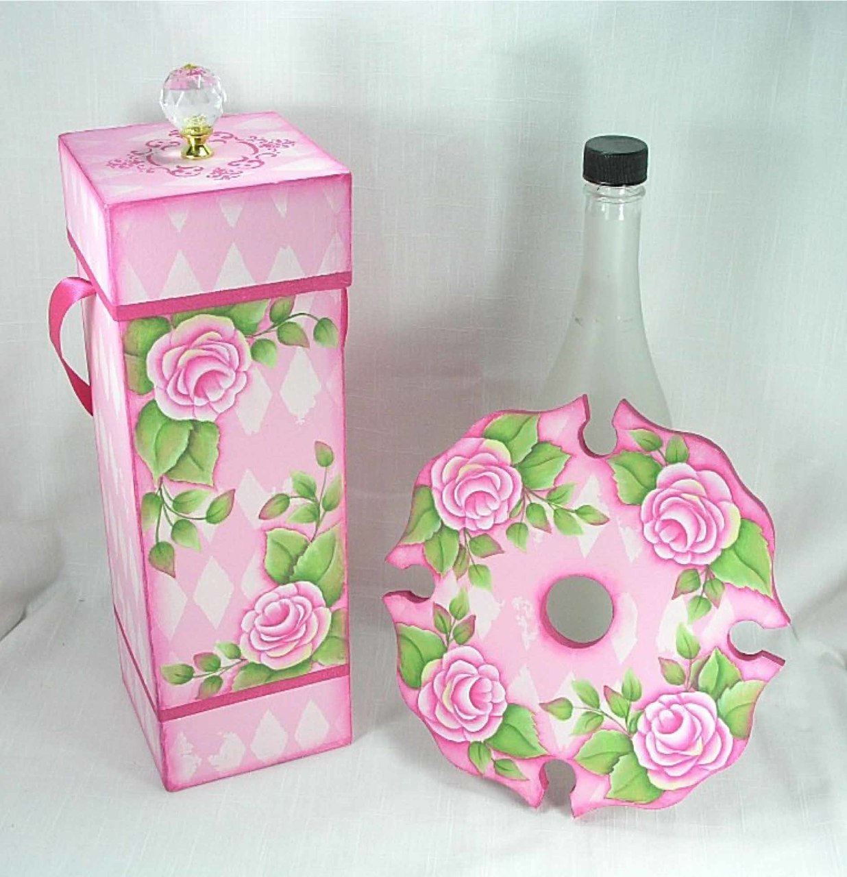 Lovely Roses Gift Set - E-Packet - Jeanne Bobish