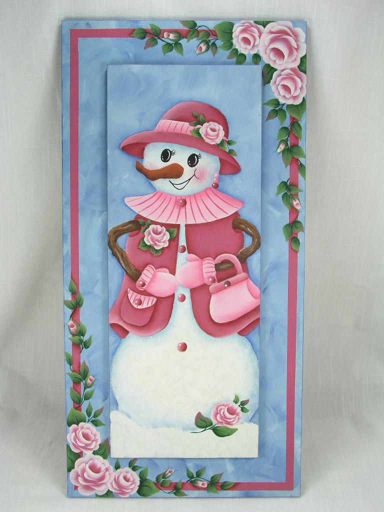 Rosie the Snowlady - E-Packet - Jeanne Bobish