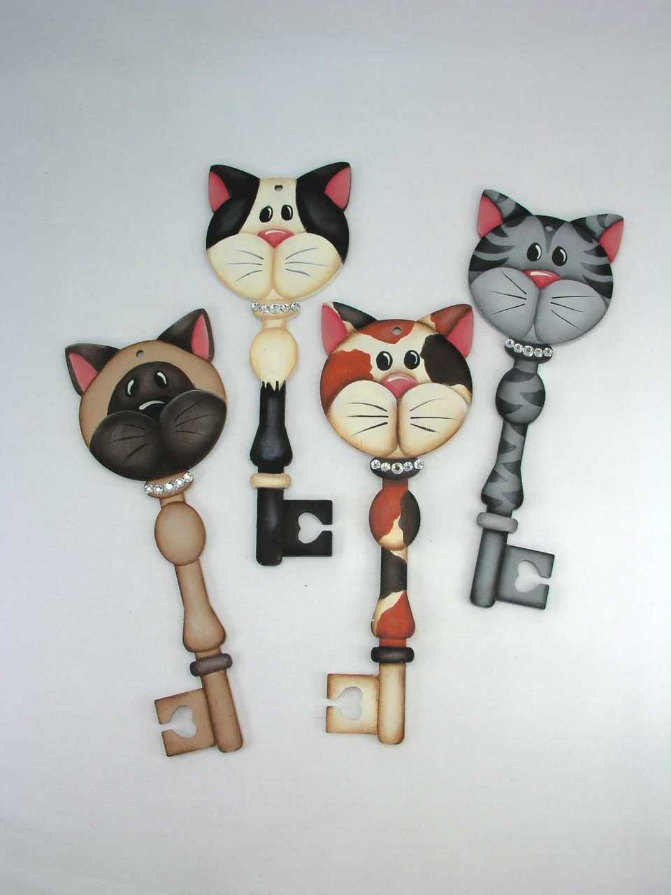 Kitty Cat Keys - E-Packet - Jeanne Bobish