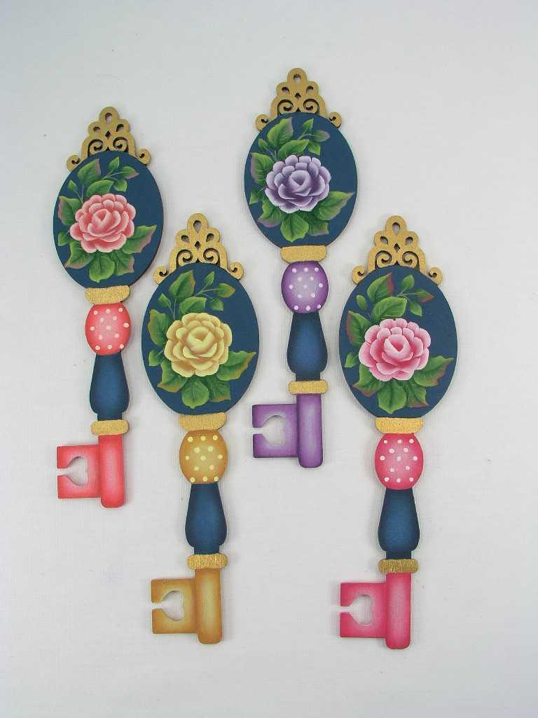 Victorian Rose - E-Packet - Jeanne Bobish