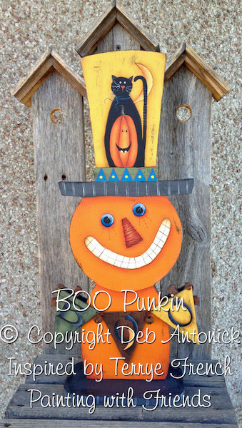 Boo Punkin - E-Packet - Deb Antonick