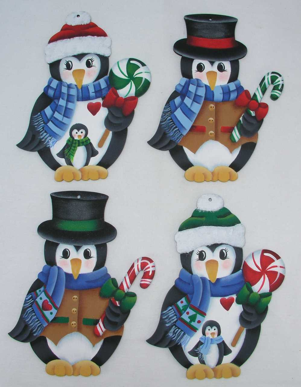 Penguins and Peppermints - E-Packet - Jeanne Bobish