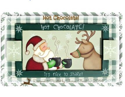 Hot Chocolate! - E-Packet - Sharon Bond