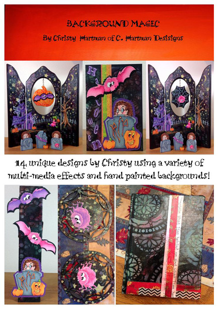 Background Magic - E-Packets - Christy Hartman