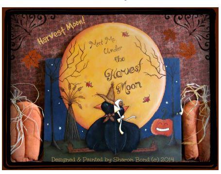 Harvest Moon - E-Packet - Sharon Bond