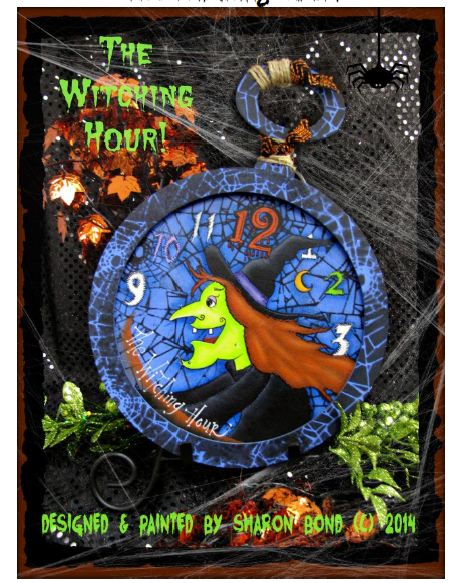The Witching Hour! - E-Packet - Sharon Bond