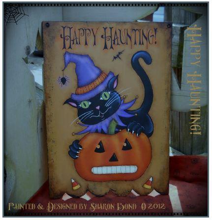 Happy Haunting! - E-Packet - Sharon Bond