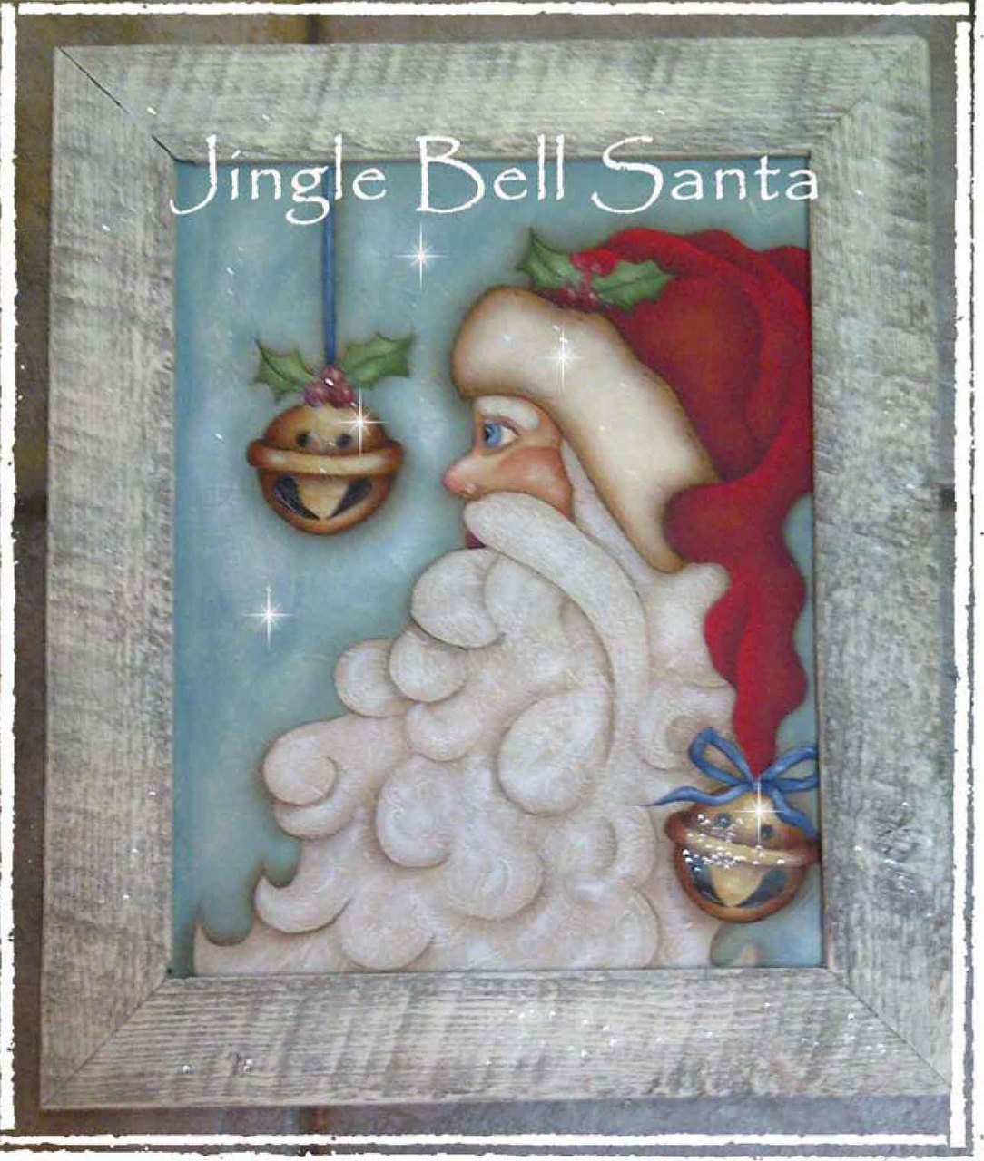 Jingle Bell Santa - E-Packet - Deb Antonick